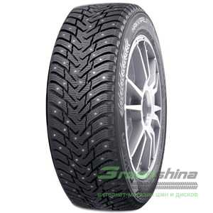 Купить Зимняя шина NOKIAN Hakkapeliitta 8 255/45R18 103T (Шип)