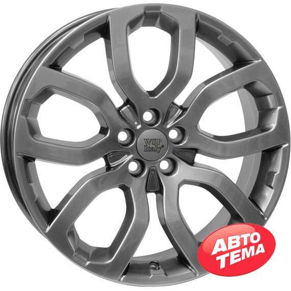 Купить WSP ITALY LIVERPOOL W2357 DARK SILVER R20 W8 PCD5x108 ET45 DIA63.4