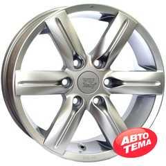 Купить WSP ITALY Pajero MT01 W3001 Super Silver R18 W7.5 PCD6x139.7 ET46 DIA67.1