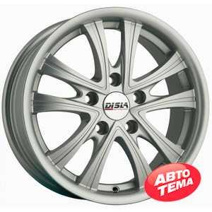 Купить DISLA EVOLUTION 508 S R15 W6.5 PCD5x112 ET35 DIA57.1