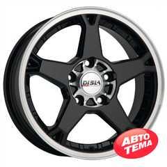 Купить DISLA RAPIDE 509 BD R15 W6.5 PCD5x112 ET35 DIA57.1