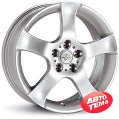 FONDMETAL 7200 Metallic Silver - Интернет-магазин шин и дисков с доставкой по Украине GreenShina.com.ua