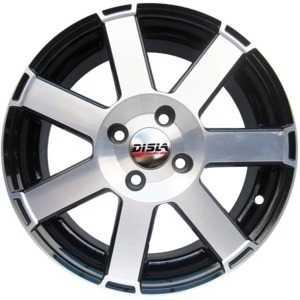 Купить DISLA Hornet 501 BD R15 W6.5 PCD5x112 ET35 DIA57.1