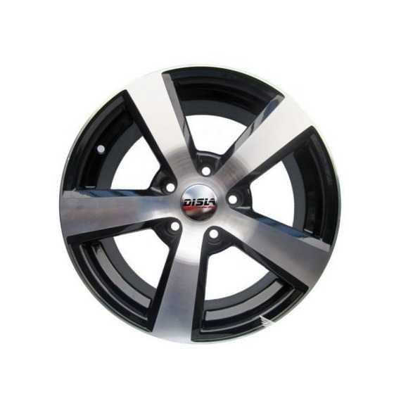 Купить DISLA Formula 503 BD R15 W6.5 PCD4x98 ET35 DIA67.1