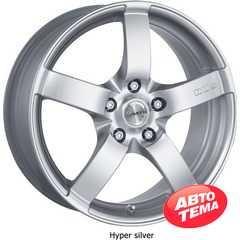 AVUS Falcon Hyper Silver - Интернет-магазин шин и дисков с доставкой по Украине GreenShina.com.ua
