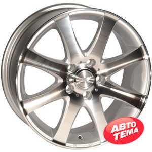 Купить ZW 461 SP R15 W6 PCD4x114.3 ET43 DIA67.1