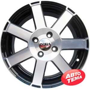 Купить DISLA Hornet 501 BD R15 W6.5 PCD4x100 ET35 DIA67.1