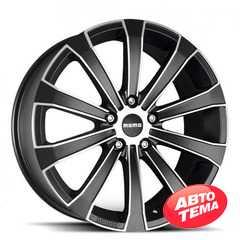 Купить MOMO EUROPE Matt CarbonPolished R18 W8 PCD5x112 ET45 DIA72.3