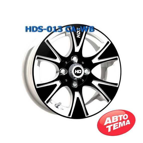 HDS 013 CA WB - Интернет-магазин шин и дисков с доставкой по Украине GreenShina.com.ua
