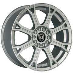 Купить MARCELLO MR-35 Silver R16 W7 PCD5x108/110 ET38 DIA73.1