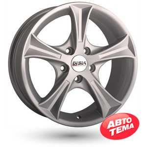 Купить DISLA Luxury 706 S R17 W7.5 PCD5x114.3 ET40 DIA67.1