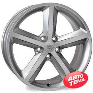 Купить WSP ITALY GEA AU66 W566 HYPER SILVER R18 W8 PCD5x112 ET39 DIA66.6