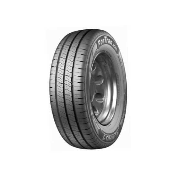 Летняя шина KUMHO PorTran KC53 - Интернет-магазин шин и дисков с доставкой по Украине GreenShina.com.ua