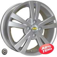 REPLICA Opel Z614 S - Интернет-магазин шин и дисков с доставкой по Украине GreenShina.com.ua