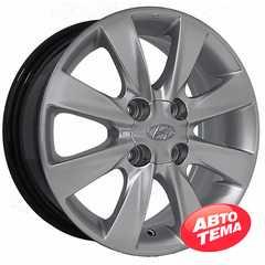 Купить REPLICA Hyundai 813 HS R14 W6 PCD4x100 ET45 DIA54.1