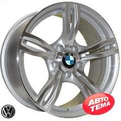 Купить REPLICA Volkswagen Z492 SMF R17 W8 PCD5x120 ET34 DIA74.1