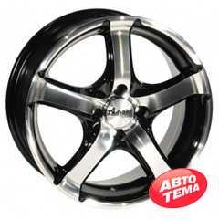 Купить ADVANTI AD-SD33 GBFP R15 W6.5 PCD5x100 ET38 DIA73.1