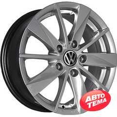 REPLICA Volkswagen 7465 HS - Интернет-магазин шин и дисков с доставкой по Украине GreenShina.com.ua