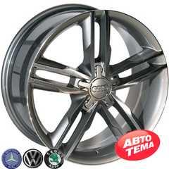 Купить REPLICA Volkswagen 536 GMF R17 W7.5 PCD5x112 ET40 DIA66.6