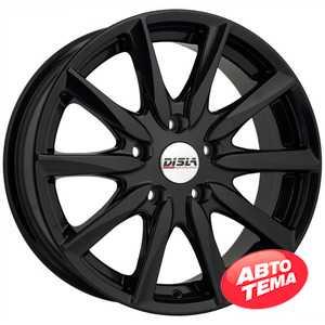 Купить DISLA Raptor 602 B R16 W7 PCD5x112 ET38 DIA66.6