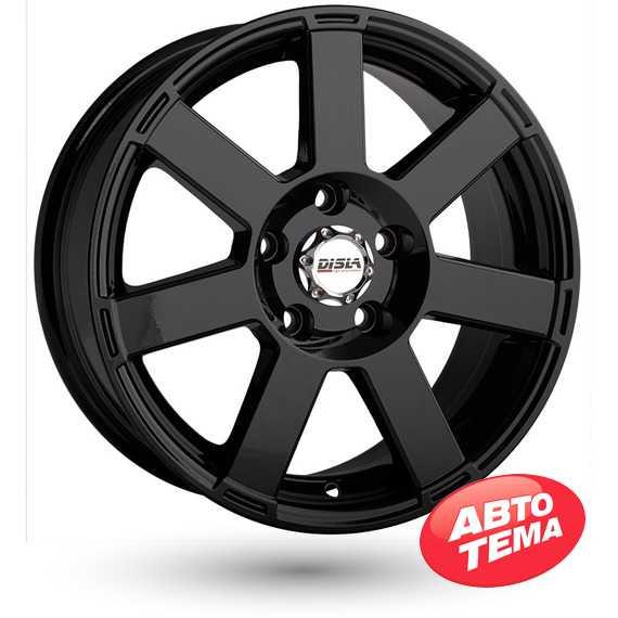 DISLA Hornet 601 Black - Интернет-магазин шин и дисков с доставкой по Украине GreenShina.com.ua