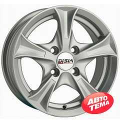 Купить DISLA LUXURY 506 S R15 W6.5 PCD5x112 ET35 DIA66.6