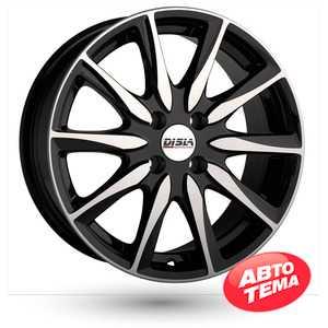 Купить DISLA Raptor 502 BD R15 W6.5 PCD4x100/108 ET35 DIA72.6