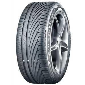 Купить Летняя шина UNIROYAL Rainsport 3 255/50R19 107Y