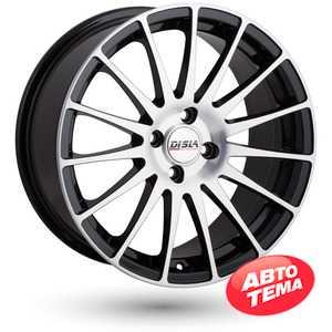 Купить DISLA Turismo 720 BD R17 W7.5 PCD5x120 ET40 DIA72.6