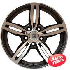 Купить WSP Italy Agropoli BM52 W652 Anthracie Polished R17 W8 PCD5x120 ET15 DIA74.1