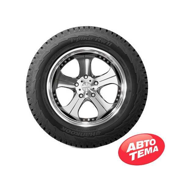 Купить Зимняя шина HANKOOK i Pike RW11 245/55R19 107T (Шип)