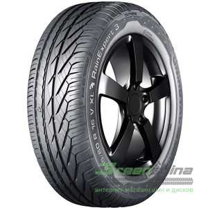 Купить Летняя шина UNIROYAL RainExpert 3 SUV 235/65R17 108V