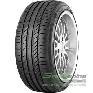 Купить Летняя шина CONTINENTAL ContiSportContact 5 SUV 255/50R19 107W Run Flat
