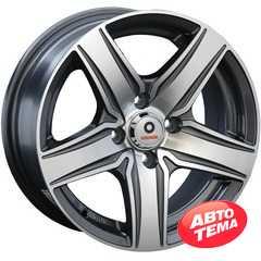 Купить VIANOR VR21 GMF R15 W6.5 PCD4x100 ET40 DIA73.1