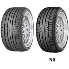 Купить Летняя шина CONTINENTAL ContiSportContact 5 255/40R20 101Y