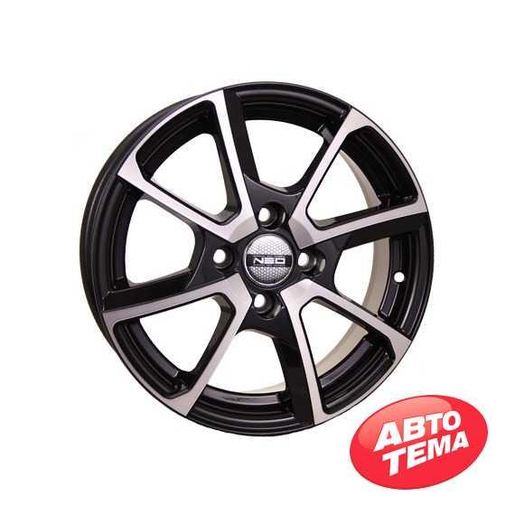 Купить TECHLINE 438 BD R14 W5.5 PCD4x98 ET35 DIA58.6