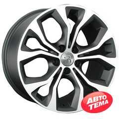 Купить REPLAY B151 BKF R19 W9 PCD5x120 ET18 DIA72.6