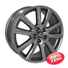 Купить Replica LX 823 Gray R19 W8 PCD5x114.3 ET45 DIA60.1