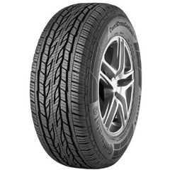 Купить Летняя шина CONTINENTAL ContiCrossContact LX2 255/55R18 109H
