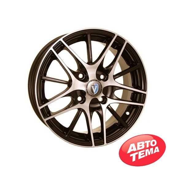Купить TECHLINE 1406 GRD R14 W5.5 PCD4x98 ET35 DIA58.6