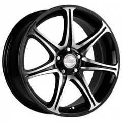Купить RW (RACING WHEELS) H-134 BK-F/P R15 W6.5 PCD5x114.3 ET45 DIA67.1