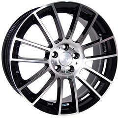 Купить RW (RACING WHEELS) H-408 BK/FP R15 W6.5 PCD5x112 ET38 DIA66.6