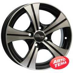Купить TECHLINE 410 BD R14 W5.5 PCD4x100 ET43 DIA60.1