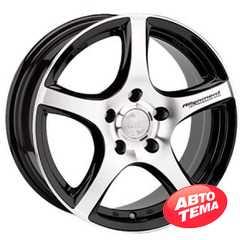 RW (RACING WHEELS) H531 BKFP - Интернет-магазин шин и дисков с доставкой по Украине GreenShina.com.ua