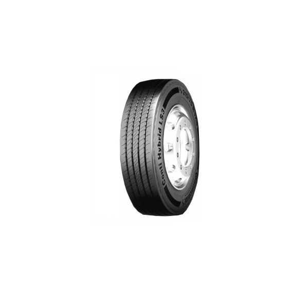 Купить CONTINENTAL Conti Hybrid LS3 (рулевая) 265/70R17.5 139/136M