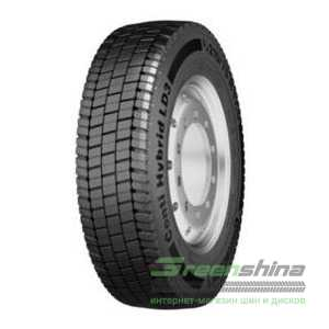 Купить CONTINENTAL Conti Hybrid LD3 (ведущая) 235/75R17.5 132/130M