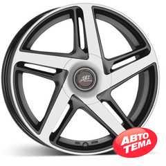 Купить AEZ AirBlade Black matt/polished R17 W8 PCD5x112 ET35 DIA70.1