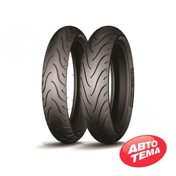 Купить MICHELIN Pilot Street 100/80 R14 48P Front/Rear TT