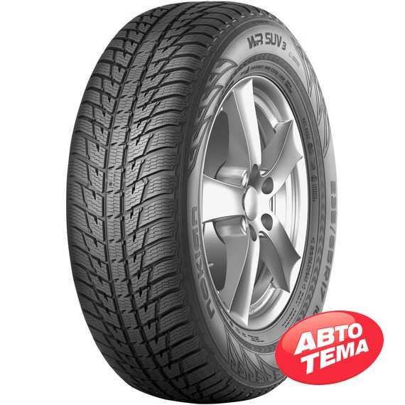 Зимняя шина NOKIAN WR SUV 3 - Интернет-магазин шин и дисков с доставкой по Украине GreenShina.com.ua