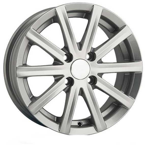 Купить Легковой диск ANGEL Baretta 405 S R14 W6 PCD4x100 ET37 DIA67.1